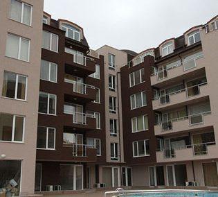 Сграда СТЕЛА ПОЛАРИС 1, к.к. Слънчев бряг